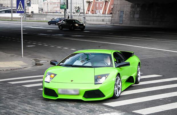 Дептранс Москвы составил рейтинг марок автомобилей, чьи владельцы чаще всего нарушают ПДД
