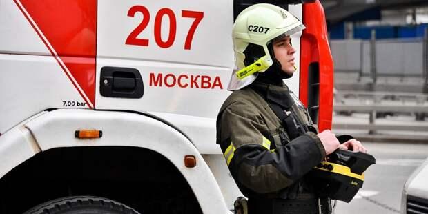 Тимирязевская прокуратура нашла нарушения правил безопасности в торговом центре