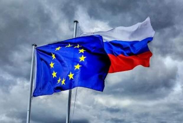 Россия стала одним из главных торговых партнеров Евросоюза наряду с Китаем и США