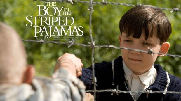 4. Мальчик в полосатой пижаме кино, фильм