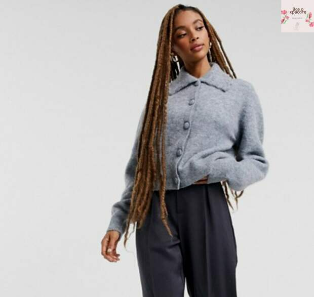 Отложной воротник как прелестный, нежный и женственный элемент весеннего гардероба: идеальная мода 2021