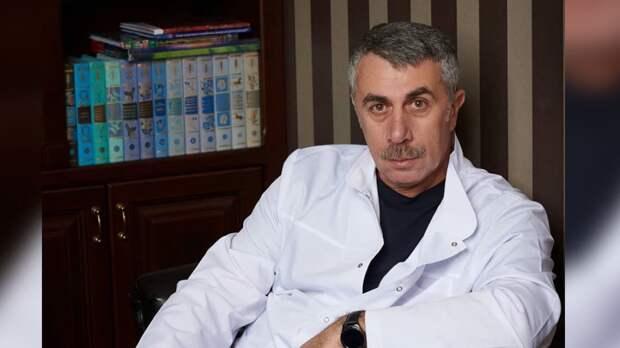 Доктор Комаровский перечислил ошибки в работе педиатров