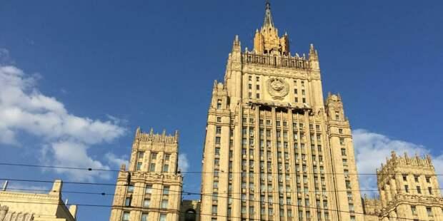Рябков и посол Японии поговорили о региональной безопасности