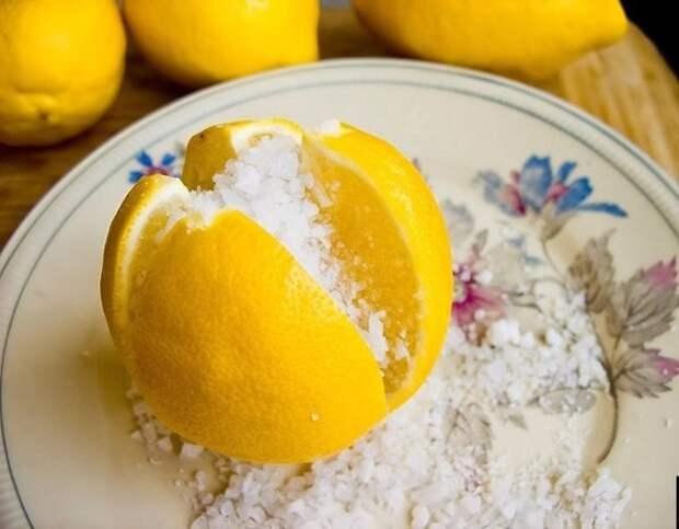 5 необычных способов использования поваренной соли
