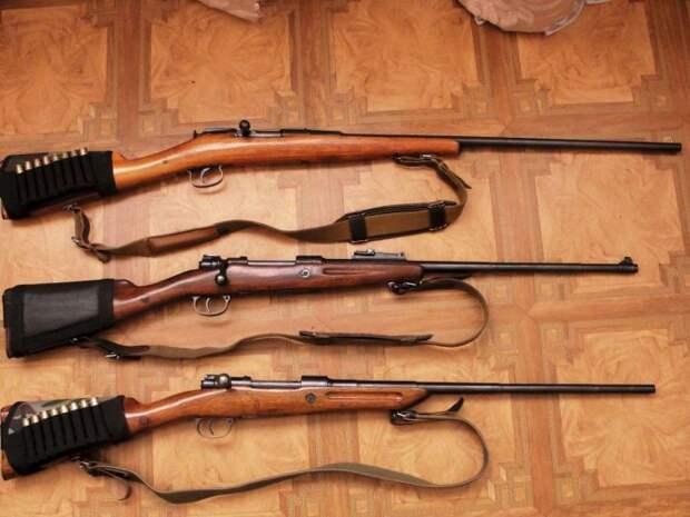 Такие винтовки и ружья назывались Фроловками. |Фото: allzip.org.