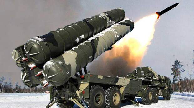 Российские комплексы ПВО С-400 сбили 57% ракет «Томагавк» в Сирии