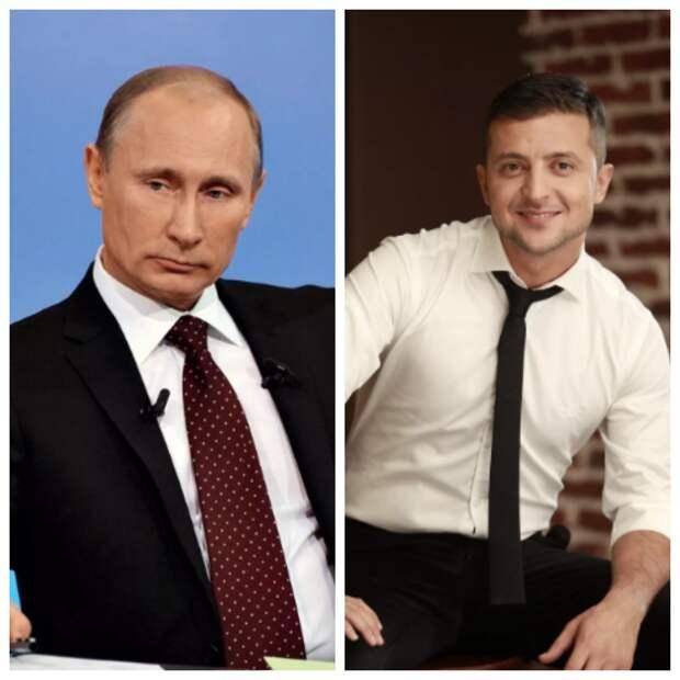 Россияне ответили, подружатся ли Россия и Украина при Зеленском