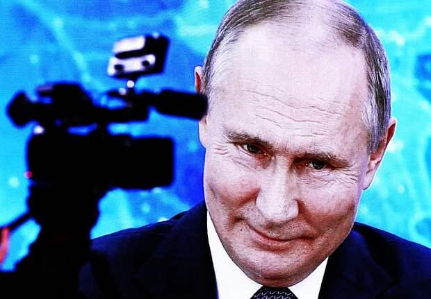 На пресс-конференцию Владимира Путина потрачено 66 млн бюджетных рублей ! Кому это нужно ?