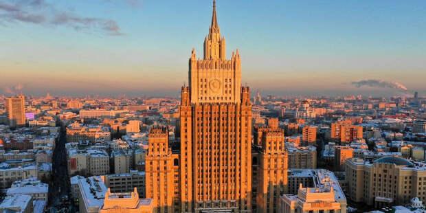 МИД РФ прокомментировало атаки Израиля по территории САР