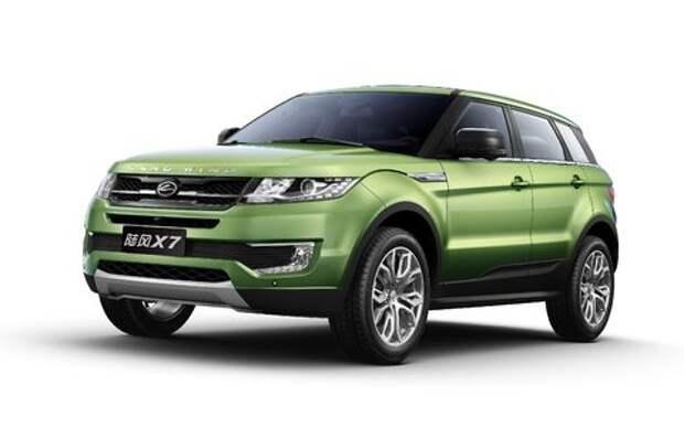 Jaguar Land Rover предпримет очередную атаку на клона