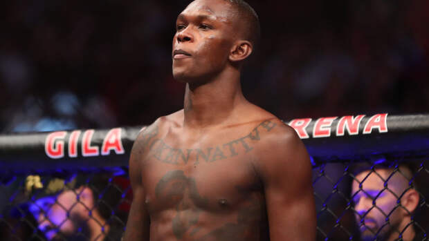Боец UFC Холл: «Адесанья— моя мотивация. Хочу получить шанс подраться сним»