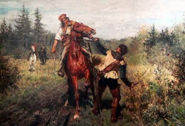 Разбойники, которые вошли в историю России