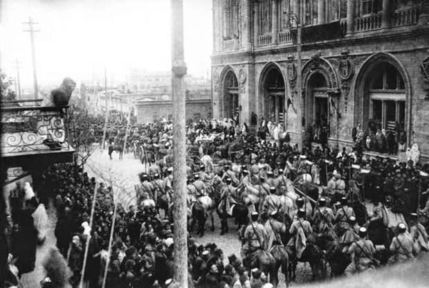 I.1 Геноцид лицом к лицу ― Баку март 1918 г. в документах (часть I.1)