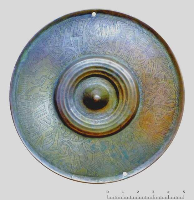 Чьи артефакты были обнаружены на Ямале?