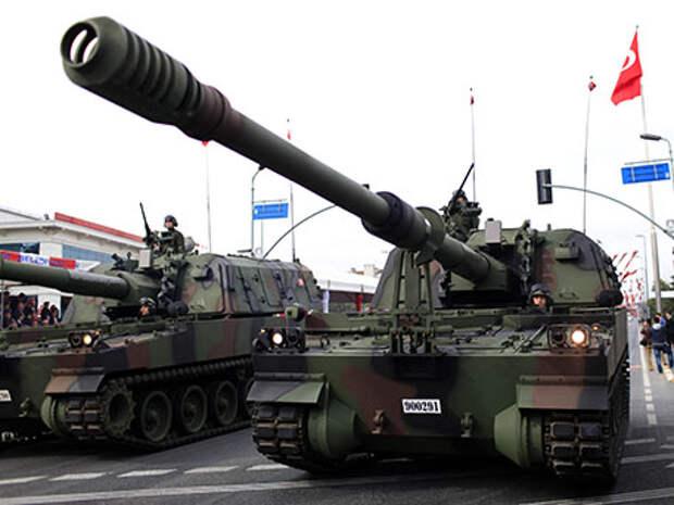 Турция уже угрожает США «жесткими мерами»