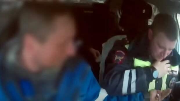 Водителя Lada Kalina в Бузулуке ждет суд за взятку двум полицейским