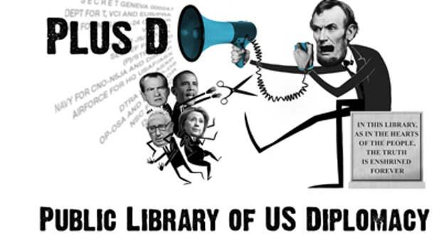 Wikileaks выложил 1,7 млн дипломатических записей времен Генри Киссинджера