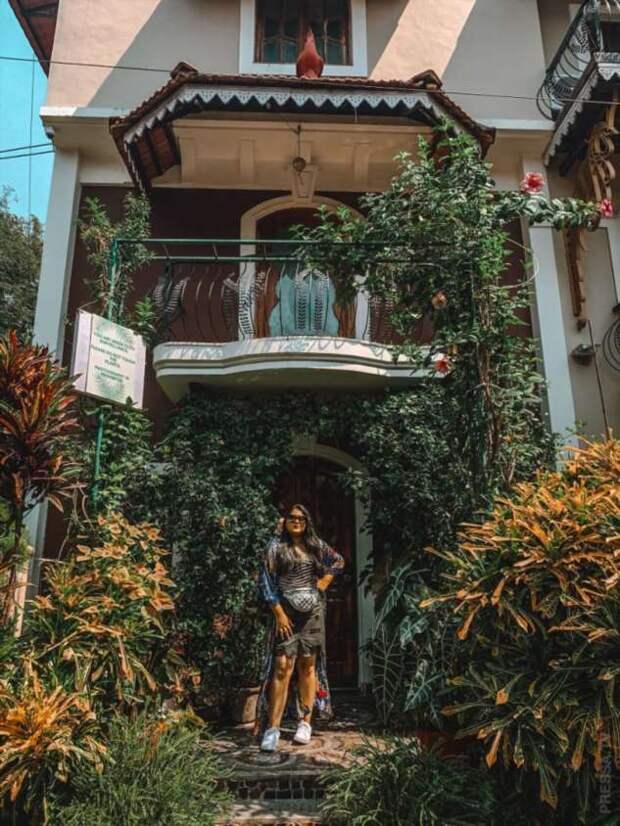 Латинский квартал в Гоа