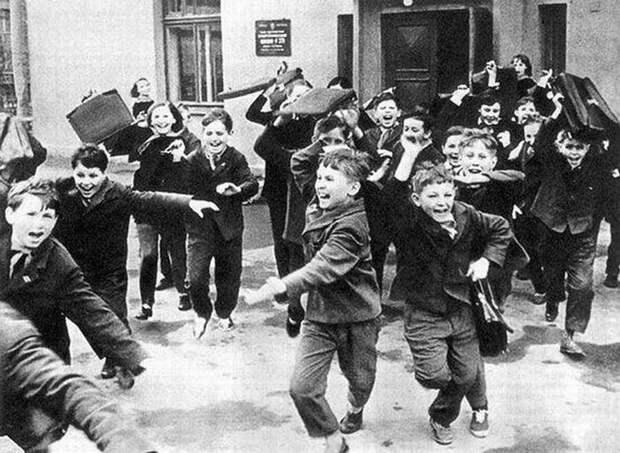 В преддверие 90-ых: Детство СССР