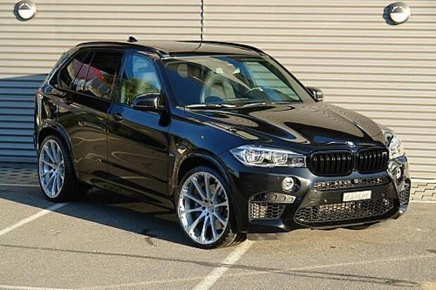 Dahler BMW X5 M