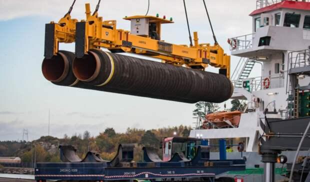 Отновых санкций США против Nord Stream 2 пострадают более 120 компаний Европы