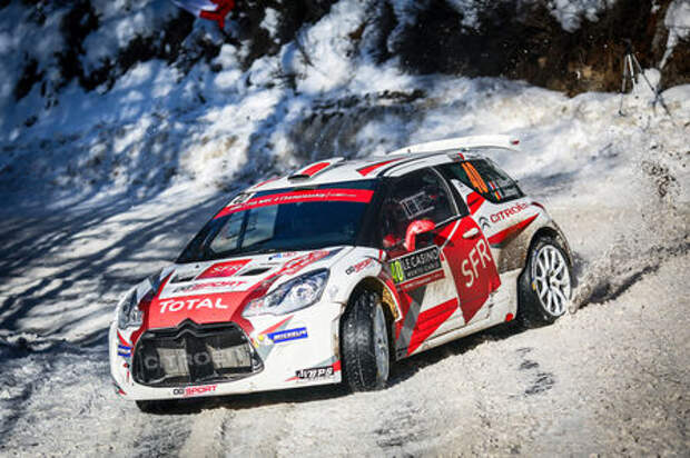 Чемпионат мира по ралли  WRC: поиск антипода