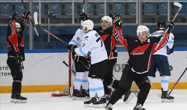 ВТюменской области с17сентября стартует новый сезон Ночной хоккейной лиги