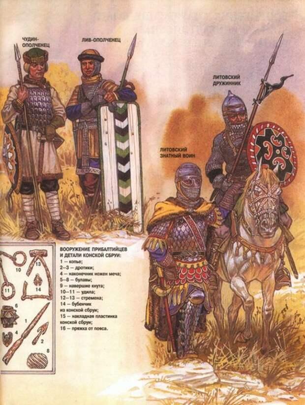 Воины Литвы