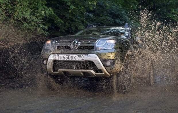 Обновленный Renault Duster приехал к дилерам