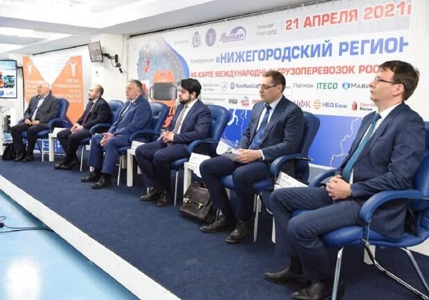В Торгово-промышленной палате Нижегородской области состоялась конференция «Нижегородский регион на карте международных грузоперевозок России»