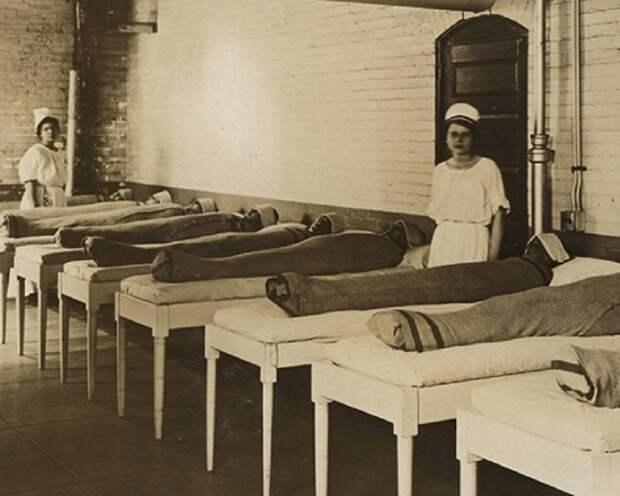 Уксусное обертывание по Кнейпу. Лечение от 100 болезней!