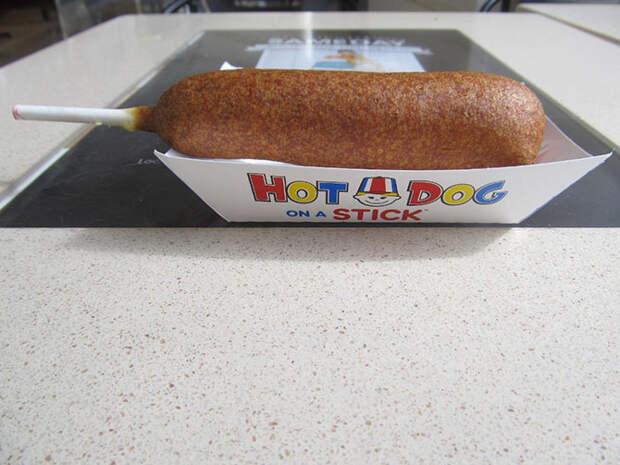 История хот-догов