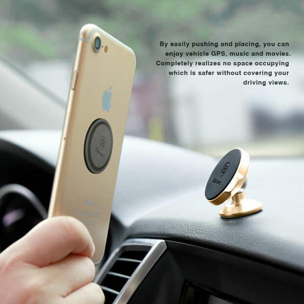 Выбираем держатель для телефона в автомобиль