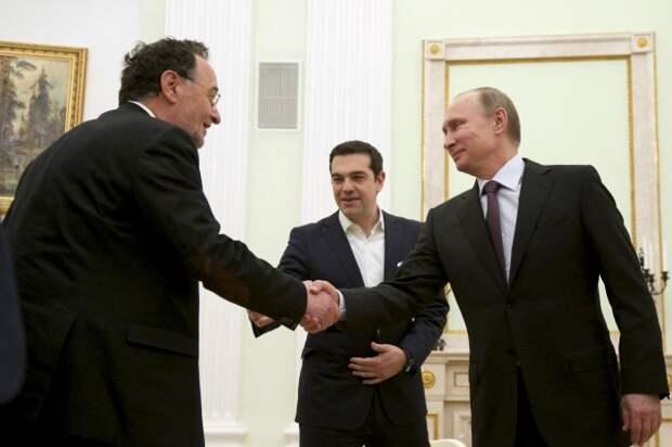 Греция желает присоединиться к банку развития БРИКС