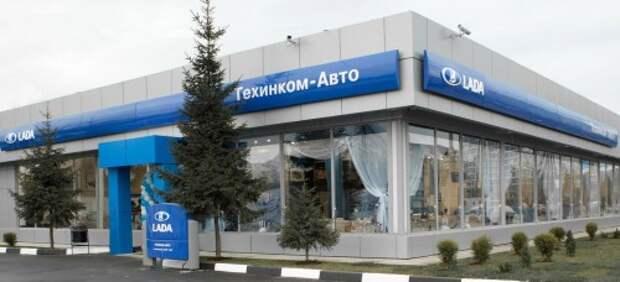 Дилеры в России в основном зарабатывают на продаже новых автомобилей
