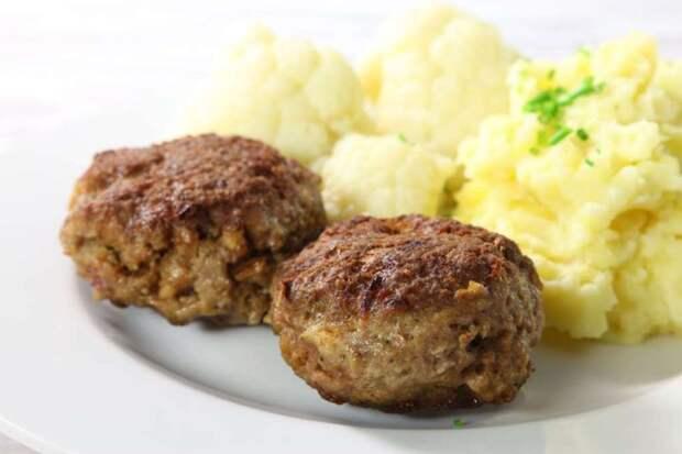 Мясные фрикадельки (Дания) блюдо, еда, туризм