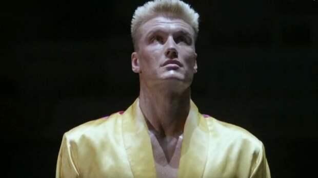Персонаж фильма «Рокки IV» Иван Драго должен был умереть