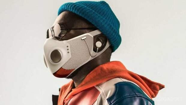 Рэпер Уильям Адамс анонсировал многофункциональную защитную маску Xupermask
