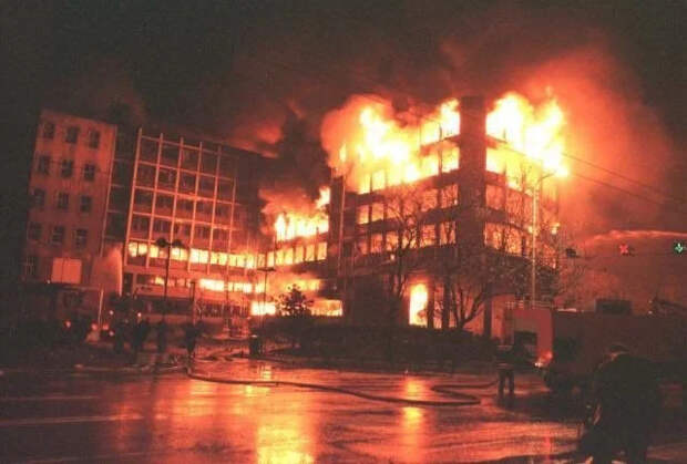 Агрессия НАТО против Югославии — непоправимая ошибка Запада