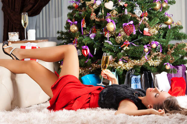 Темная и светлая стороны нового года в дайджесте Pics.ru