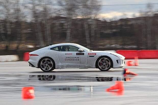 Мастер-класс от Русинова и Васина в Jaguar Land Rover Experience