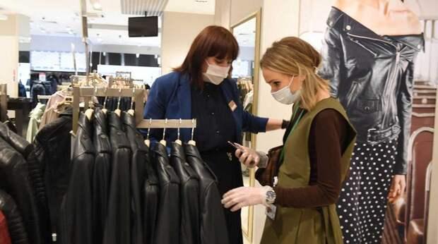 Сильное повышение цен на одежду в России объяснил эксперт