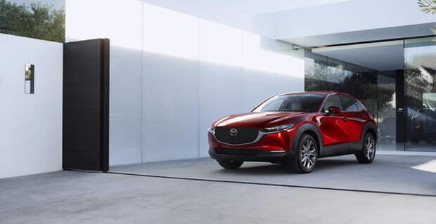 Mazda показала новый кроссовер — ждем его в России
