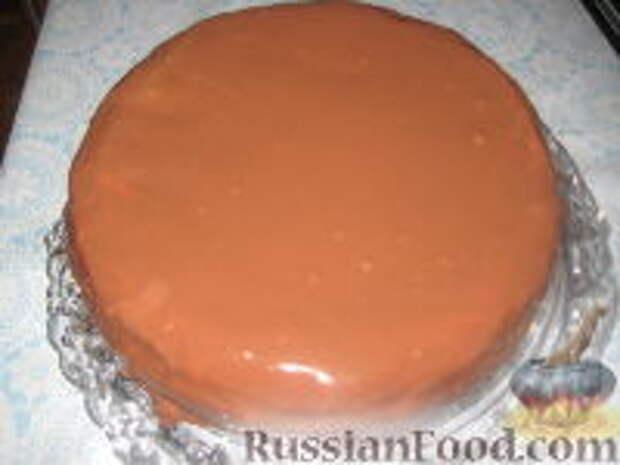 Фото к рецепту: Испанский торт