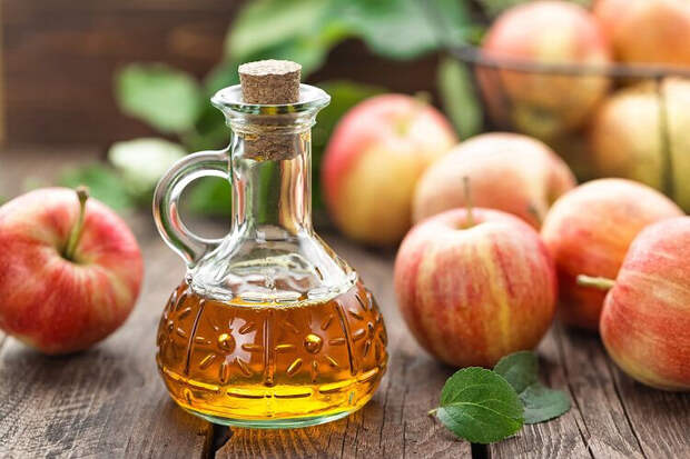 Что произойдет, если пить по чайной ложке яблочного уксуса ежедневно