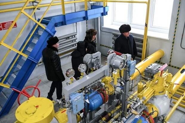Глава Минэнерго РФ Новак рассказал о переговорах по поставкам газа через Украину