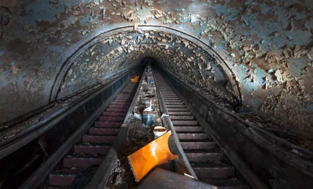 10 необъяснимых находок метростроевцев