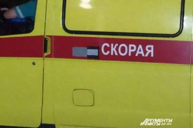 В ДТП под Астраханью погиб водитель и пострадали трое детей