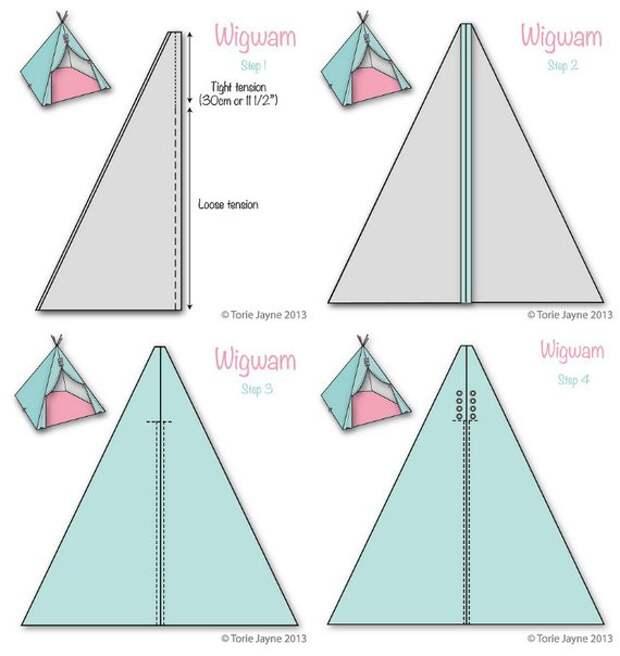 ФигВам (подборка, выкройка)