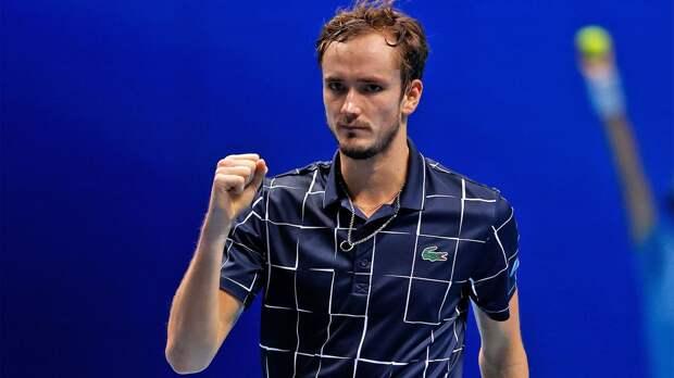 Тим: «Медведев заслужил победу на Итоговом турнире ATP»